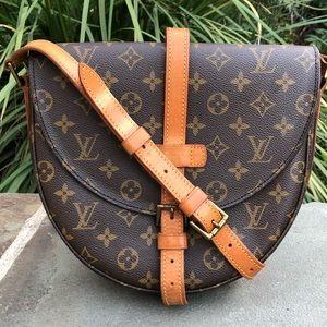 💯 Authentic Louis Vuitton Monogram Chantilly ❤️